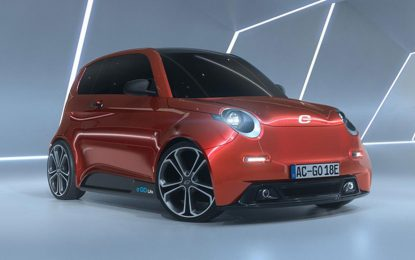 Nakon najprodavanijeg malog električnog lakog komercijalnog vozila StreetScootera, kompanija e.Go Mobile najavljuje proizvodnju simpatičnog malog električnog automobila sa četiri sjedišta – e.Go Life [Galerija i Video]