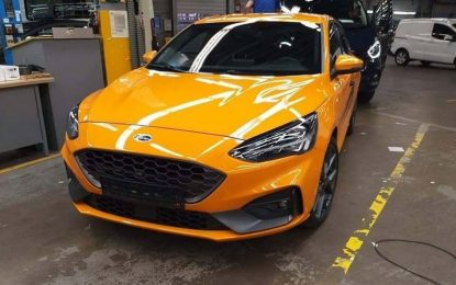 Novi Ford Focus ST stiže sa 290 KS! [Galerija]