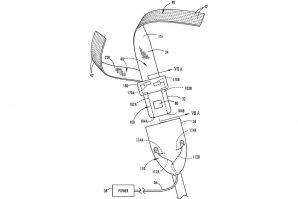 Ford patentirao grijane sigurnosne pojase [Galerija]
