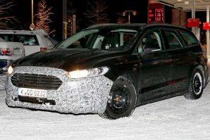 Nastavljen razvoj Forda Mondea Hybrida [Galerija]