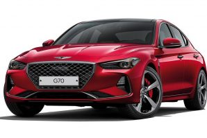 Genesis G70 proglašen najsigurnijim automobilom u Koreji