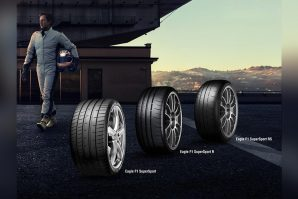 Goodyear Eagle F1 SuperSport, SuperSport R i SuperSport RS – tri nove gume vrhunskih performansi [Galerija]