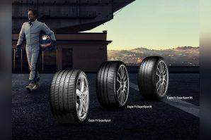 Goodyear Eagle F1 SuperSport, SuperSport R i SuperSport RS – tri nove gume vrhunskih performansi [Galerija]
