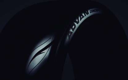 Najznačajni novitet Yokohame u januaru naredne godine, na sajmu automobila u Tokiju, biće konceptne sportske cestovne gume Advan Neova