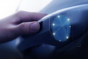 Moguće uskoro pokretanje motora i ostalih funkcija Hyundaija Santa Fea pomoću otiska prsta [Galerija]