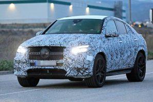 Mercedes-AMG GLE 53 Coupe uskoro bi mogao stići na tržište