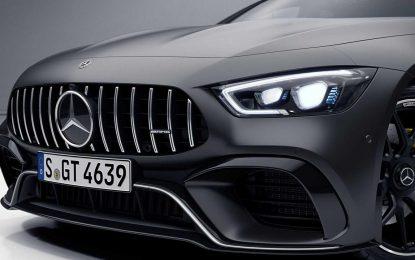 Mercedes-AMG GT 4-Door Coupe sa opcionim AMG Aerodynamik Paketom još agresivniji [Galerija]