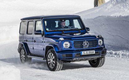 Mercedes-Benz G 350 d – beskompromisna polazna tačka [Galerija]