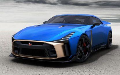 Ekskluzivni Nissan GT-R50 by Italdesign za 50 godina postojanja Italdesigna i za 50 godina Nissanovog modela GT-R [Galerija i Video]