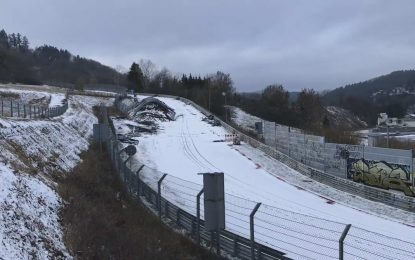 U toku korekcije i modificiranje jedne od najpoznatijih staza na svijetu – Nürburgring [Galerija i Video]