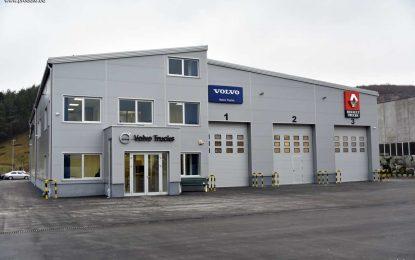 Volvo Trucks BiH krenuo na vlastitoj novoj lokaciji [Galerija i Video]
