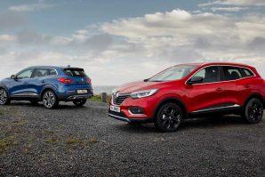 Redizajniran Renault Kadjar: malo šminke i novi motori [Galerija i Video]