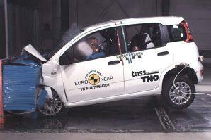 Na posljednjem EuroNCAP-ovom testu sigurnosti: Fiat Punto bez ijedne zvjezdice, Jeep Wrangler sa jednom, a ostalih sedam automobila odlikaši [Galerija i Video]