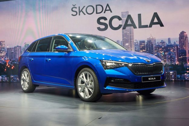 Škoda Scala [2019]