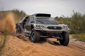 Na predstojećem Rally Dakaru SsangYong će nastupiti sa modelom Rexton DKR, koji je sklopljen u Španiji [Galerija]
