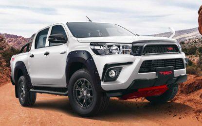 Atraktivni Pick-Up Toyota Hilux Black Rally Edition trenutno za početak dostupan samo za Japan [Galerija]
