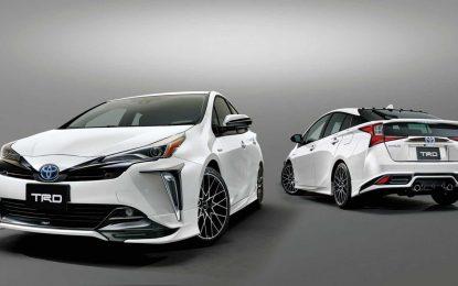 Toyota Prius sa TRD detaljima mnogo atraktivniji za pridobijanje još većeg broja kupaca [Galerija]