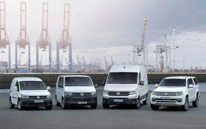 Volkswagen Privredna vozila – povećanje prodaje u avgustu za 3,4%
