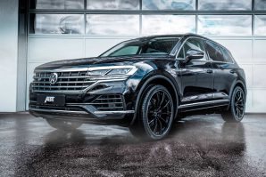 Nova snaga iz Abt Sportslinea za veliki Volkswagen Touareg [Galerija]