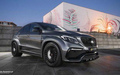Tunerska kuća auto-Dynamics pripremila impresivan tunerski zahvat Project Inferno na upečatljivom Mercedes-AMG GLE 63 S Coupe [Galerija]