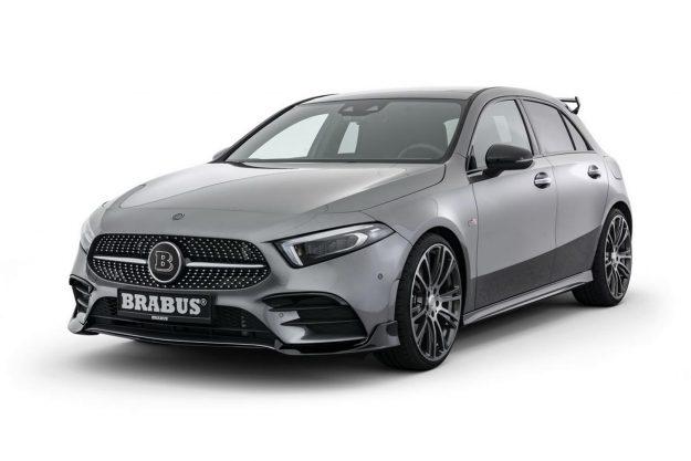 Brabus PowerXtra B 25 S [2018]