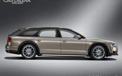 Castagna Milano Audi A8 Avant Allroad W12 – poznato o nepoznatom