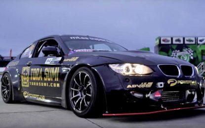 DriftSquid BMW M3 sa 844 KS i 10.000 obr/min za driftanje [Galerija i Video]