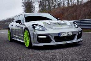 TechArt za sajam tuninga u Essenu pripremio hibridnog snagatora – Porsche Panamera Turbo S E-Hybrid Sport Turismo TechArt sa 770 KS i 980 Nm obrtnog momenta [Galerija i Video]