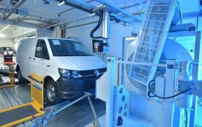 Pušten u rad novi testni centar VW Privrednih vozila