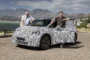 Na testnim vožnjama prvog električnog Volkswagena I.D. u Južnoj Africi učestvuju i čelnici Volkswagena [Galerija i Video]