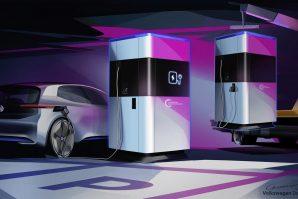 Volkswagen proširuje infrastrukturu za punjenje električnih vozila sa mobilnim stanicama za brzo punjenje koje neovise o priključku na električnu mrežu [Galerija i Video]