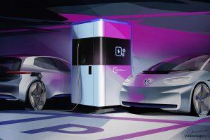 Volkswagen započinje proizvodnju stanica za punjenje električnih automobila