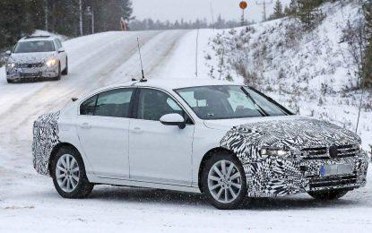 Volkswagen Passat – facelifting za evropsko tržište