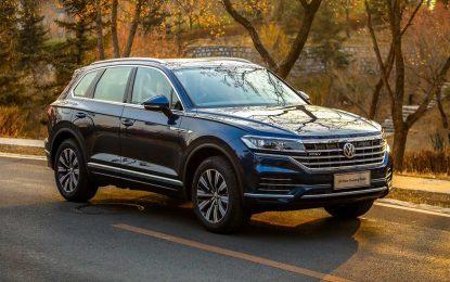 Volkswagen Touareg PHEV prvo stiže u Kinu, a kasnije i u Evropu