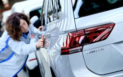 Volkswagen proizveo pet miliona Tiguana [Galerija]