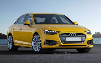 Redizajnirani Audi A4 sa još radikalnijim poboljšanjima – render kao pravi model