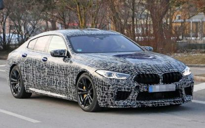 BMW M8 Gran Coupe – širenje ponude u dužinu