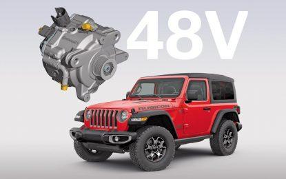 Continental Technology razvija blagi hibridni sistem za novi Jeep Wrangler