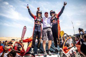 Najavljene velike Toyotine ambicije ostvarile su se pobjedom na ovogodišnjem Rally Dakar [Galerija]