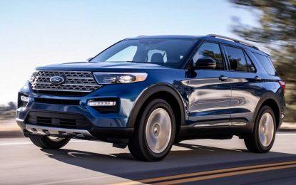 Predstavljena šesta generacija velikog Fordovog SUV-a Forda Explorera [Galerija i Video]