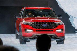 Predstavljene još dvije snažne varijante Forda Explorera: sportski ST i ekonomični Hybrid [Galerija i Video]