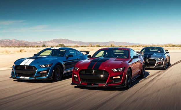 Predstavljen Ford Mustang Shelby GT500 [Galerija i Video]