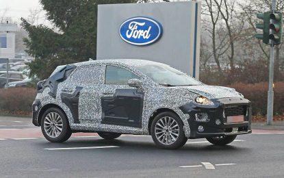 Novi kompaktni SUV/crossover kao osvježenje Fordove ponude u ovom segmentu [Galerija]
