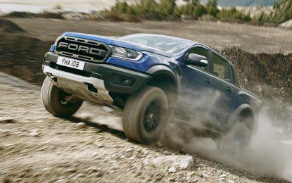 Atraktivni i snažni Pick-Up Ford Ranger Raptor uskoro stiže i na evropsko tržište