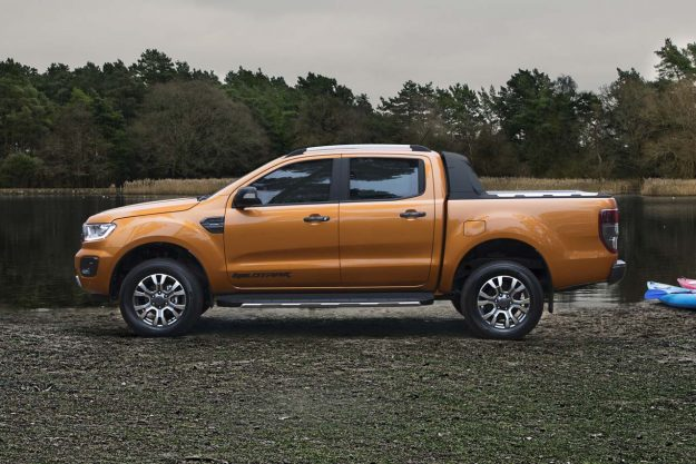 Ford Ranger Wildtrak [2019]