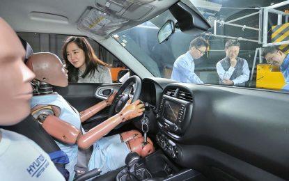 Hyundai Motor Group razvija zračne jastuke za višestruke sudare