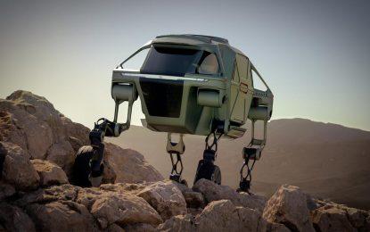 Predstavljen Hyundai Elevate Concept – automobil koji može hodati [Galerija i Video]