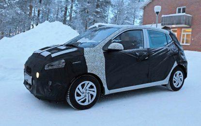 Hyundai priprema temeljitu preradu svog najmanjeg modela – i10