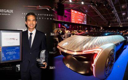 Renaultovi električni koncepti EZ-Go, EZ-Pro i EZ-Ultimo nagrađeni nagradom za kreativnost na International Automobile Festival