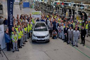 Proizveden milioniti primjerak Peugeota 2008 u tvornici Mulhouse
